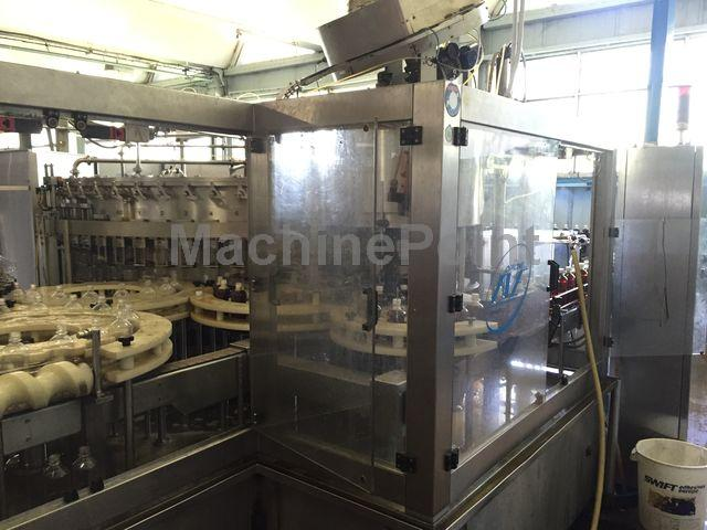 去 Complete filling lines for carbonated drinks AVE AVE RRT 60/60/12