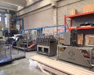 Go to Extrusion line for profiles of other thermoplastics SEKON SKN90