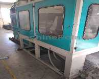 Go to Extrusion Blow Moulding machines up to 10L YELKENCILER MAKINA Q80