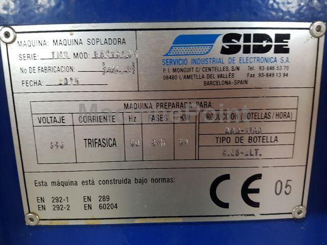 SIDE  - TMS Easyblow - Used machine - MachinePoint