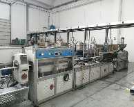 Go to Extrusion line for PVC profiles TPV MECCANICA M60LD22
