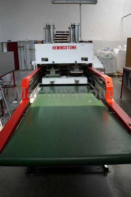 HEMINGSTONE - HM -800 VA-SV  - Used machine - MachinePoint