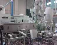 Go to Complete thermoforming sheet extrusion lines OMV + KIEFEL EXD 80