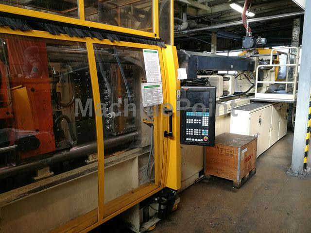 Go to Injection moulding machine for preforms HUSKY GL300 P100/120 E140