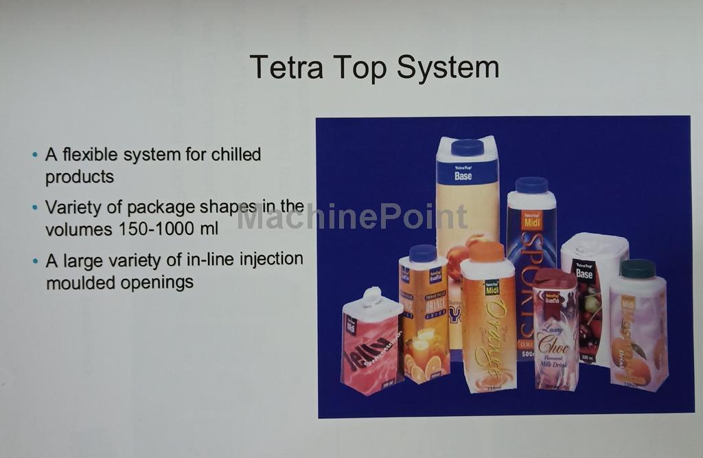TETRA PAK - Tetra Top 180V - Used machine - MachinePoint