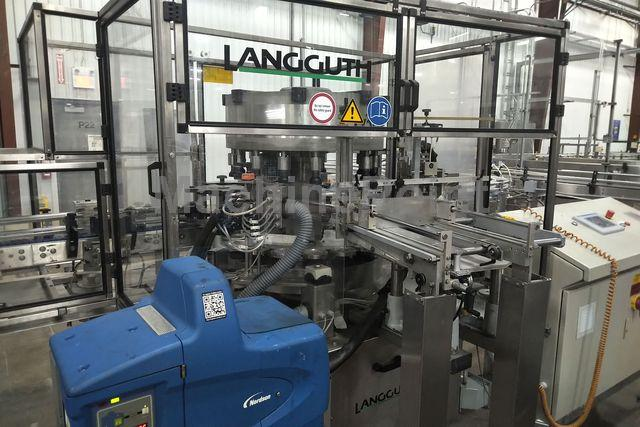 LINKER LANGGUTH SIDEL - SBO 20/20 - Used machine - MachinePoint