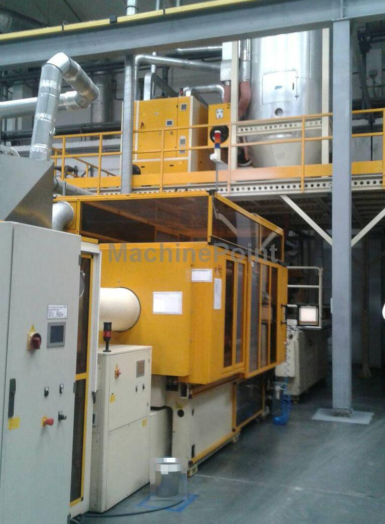 Go to Injection moulding machine for PET preforms HUSKY HyPET 300 P100/120 E120