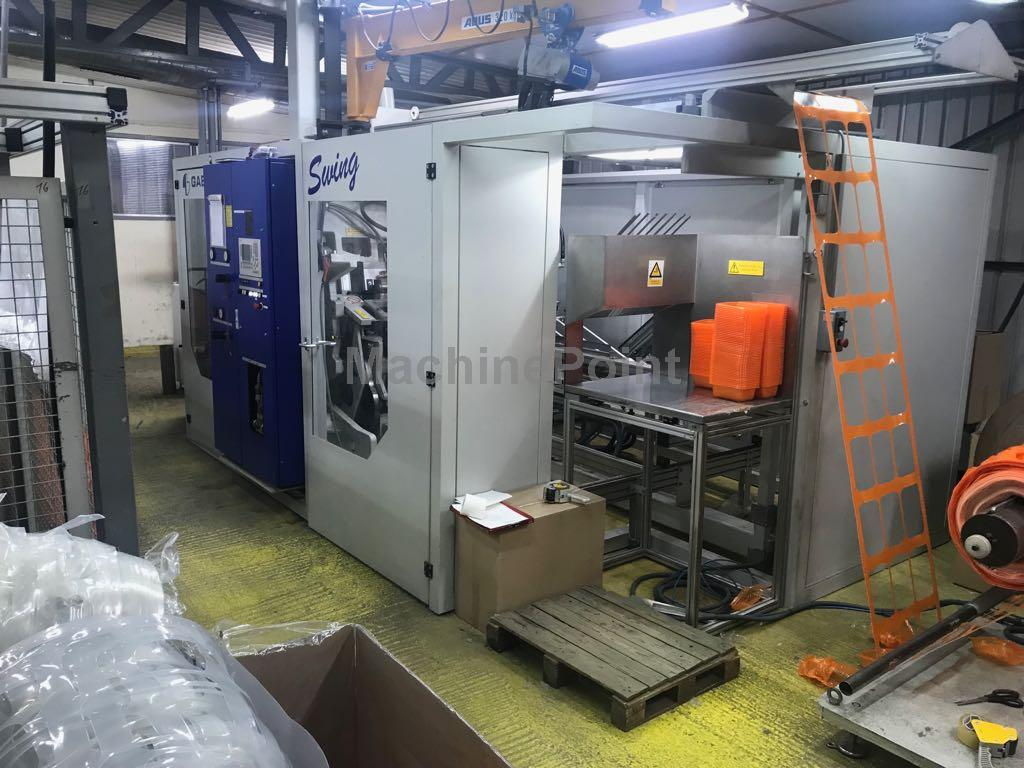 Go to Thermoforming machines GABLER SWING