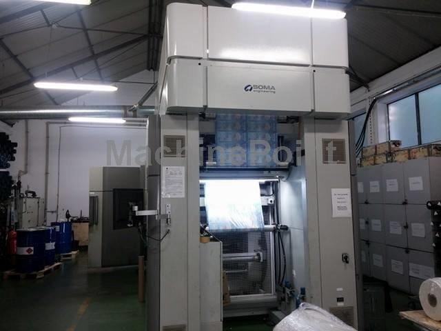 SOMA - FLEX MINI 800-8 UVG - Used machine - MachinePoint