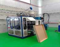 Go to Extrusion Blow Moulding machines up to 2 L  FALKA NORTE FNH-2