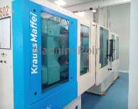 Go to Injection moulding machine for food and beverages caps KRAUSS MAFFEI KM160/750 EX