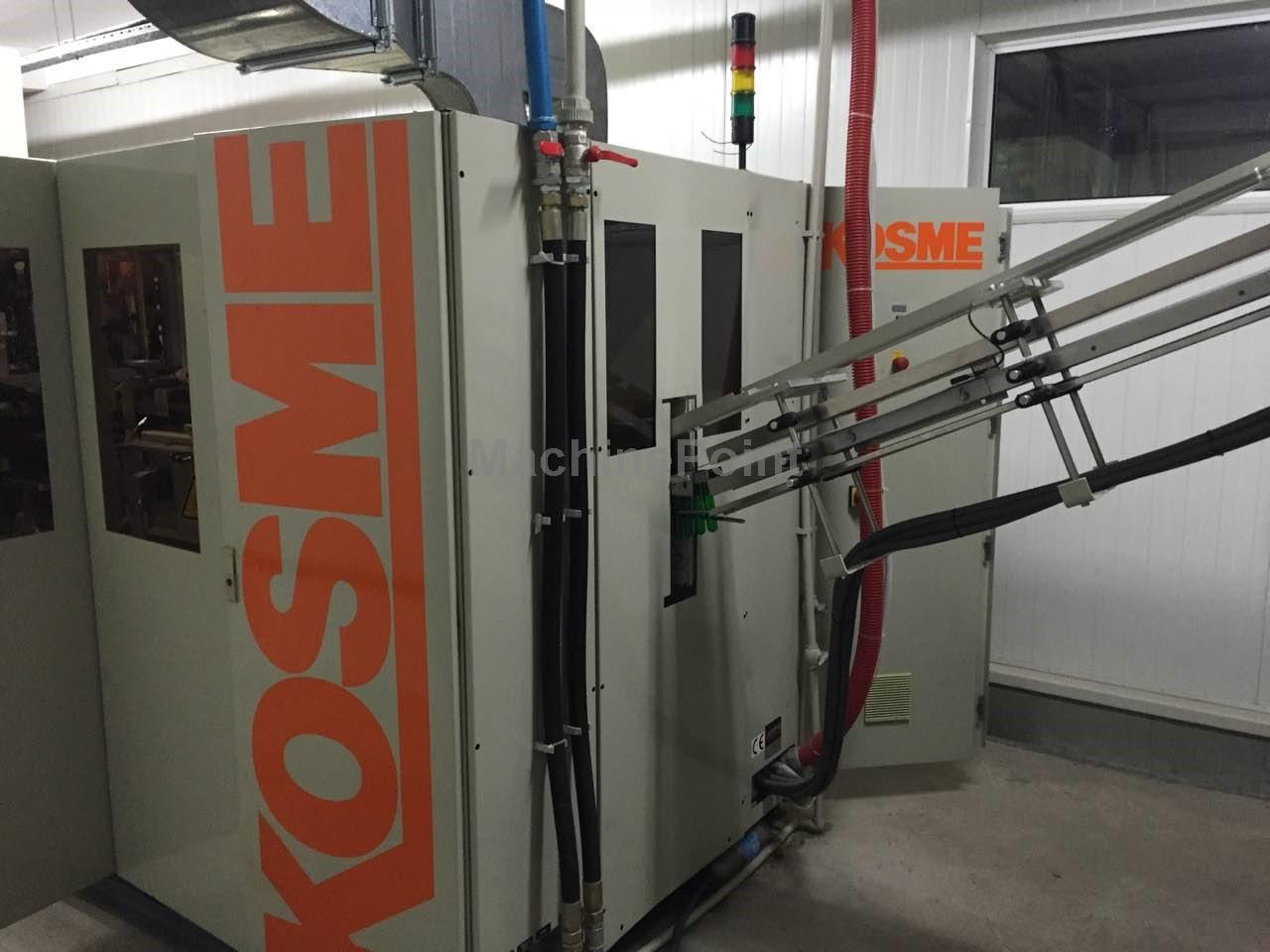 Go to Stretch blow moulding machines KOSME KSB 4000
