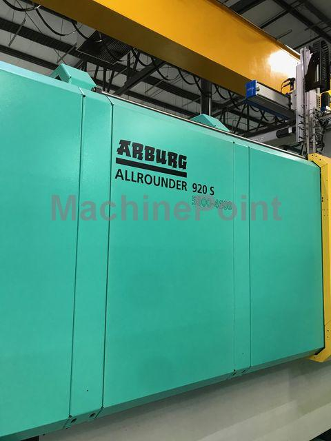 ARBURG - 920 S 5000 - 4600 - Used machine - MachinePoint