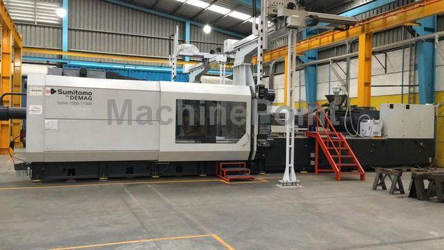DEMAG ERGOTECH - Sytec 1500-11500 - Used machine - MachinePoint