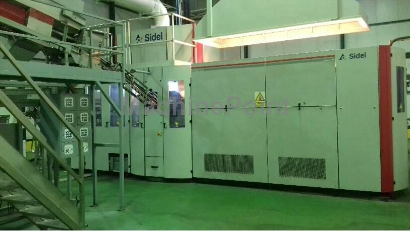 SIDEL - SBO 14 - Used machine - MachinePoint