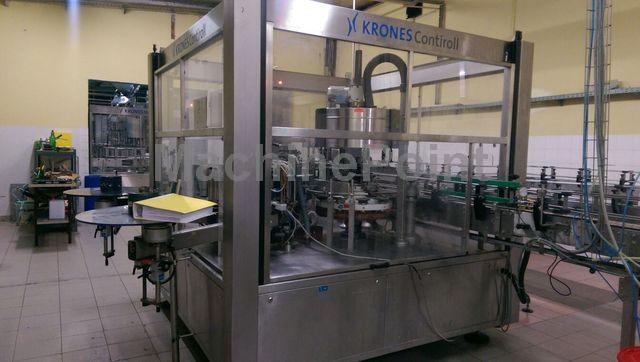 去 PET labelling machine KRONES AG Contiroll K-745