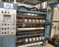 Go to Double-shaft film slitter-rewinders EUROMAC TB 3.06