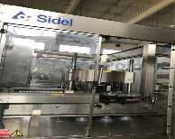 Go to Complete PET filling line for still water SIDEL Sidel Combi