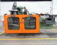 Go to Extrusion Blow Moulding machines from 10 L BEKUM BA14