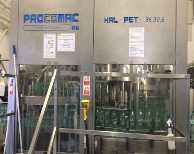 Go to Complete PET filling line for sparkling water PROCOMAC Hal Pet 36.30.6