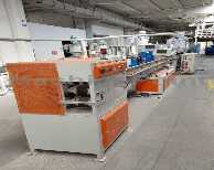 Go to Extrusion line for profiles of other thermoplastics KRAUSS MAFFEI KME 45X