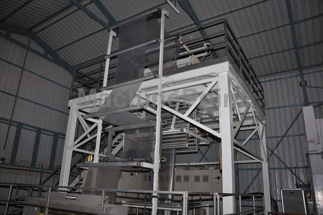 GHIOLDI - 5 layer IBC - Used machine - MachinePoint
