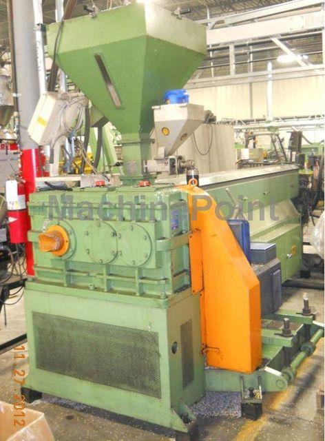 UNION - TR 100-35 - Used machine - MachinePoint