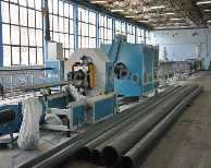 Go to Extrusion line for PE/PP pipes JWELL JWG PE 125-315