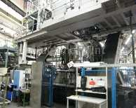 Go to Accumulation Head Extrusion blow moulding machine KAUTEX KBS 2-361