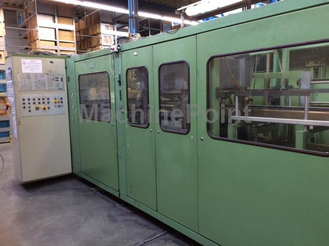 Go to Thermoforming machines ILLIG RV74