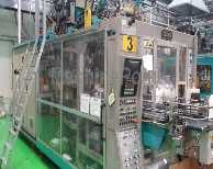 Go to Extrusion Blow Moulding machines up to 10L TECHNE System 4000 T-660
