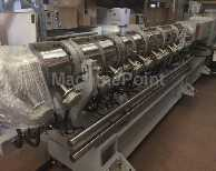 Vai a Estrusore bivite per PE/PP composti USEON EXTRUSION MACHINERY TDS95-D