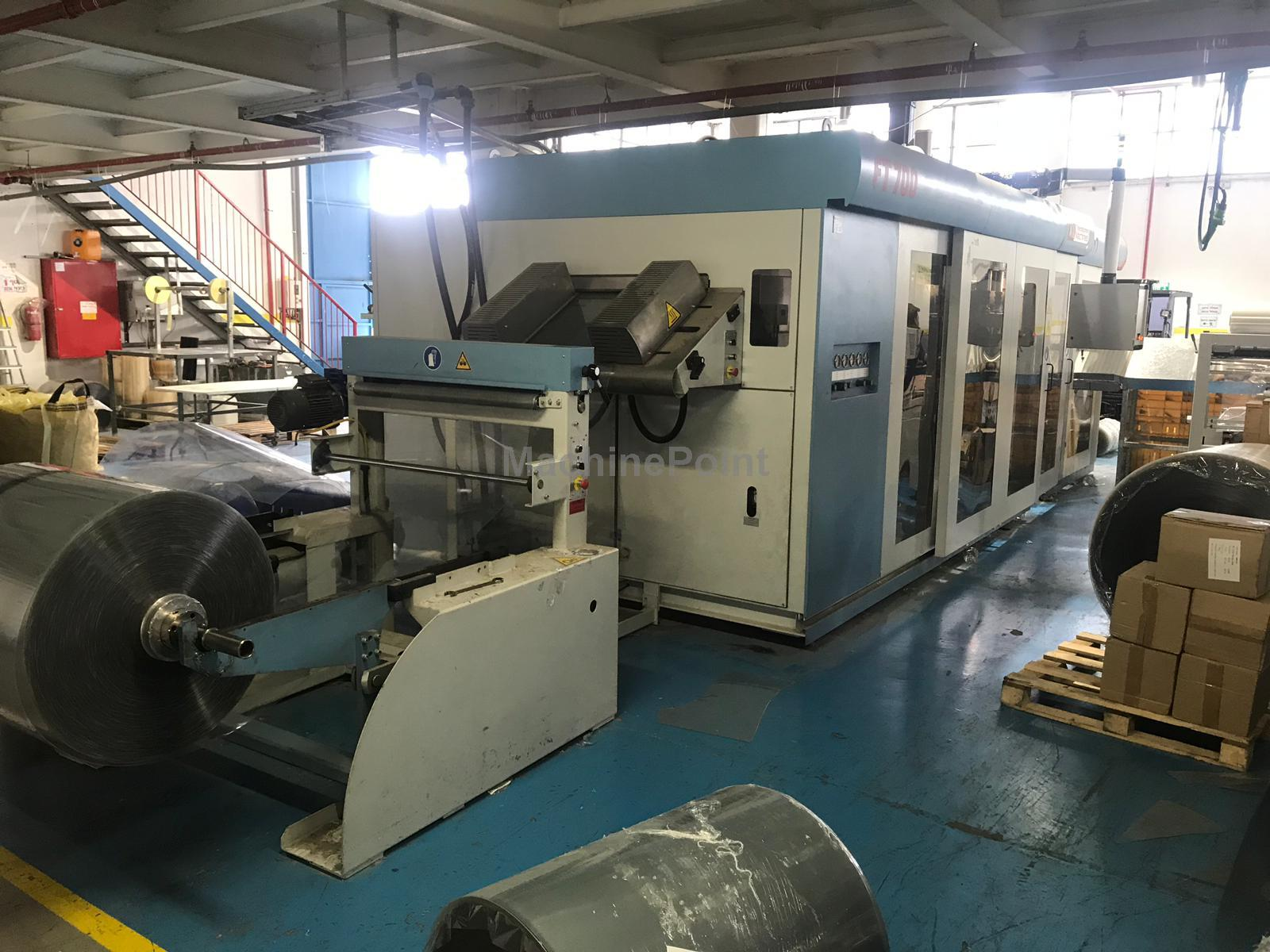 W.M. WRAPPING MACHINERY SA - FT 700 - Maquinaria usada - MachinePoint