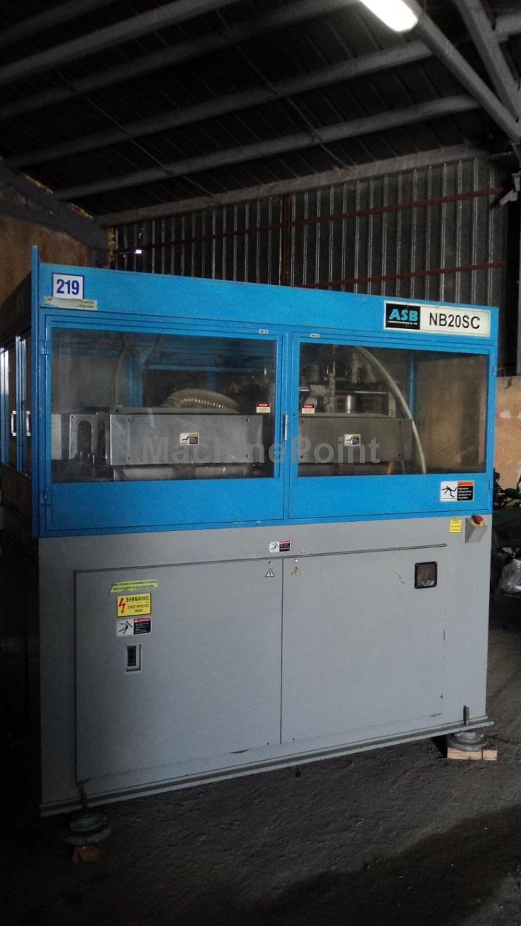 NISSEI ASB - NB 20 SC  - Used machine - MachinePoint