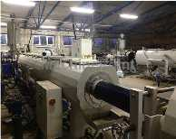 Go to Extrusion line for PE/PP pipes BEIER ZDT 315
