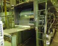 Go to Bi-axial film extrusion and stretching line BRÜCKNER 3 layers