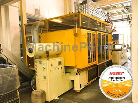 HUSKY - HyPet 300 P100/110 E120 - Used machine - MachinePoint