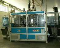 Go to Extrusion Blow Moulding machines up to 10L MAGIC EP-L5-8/D-XL