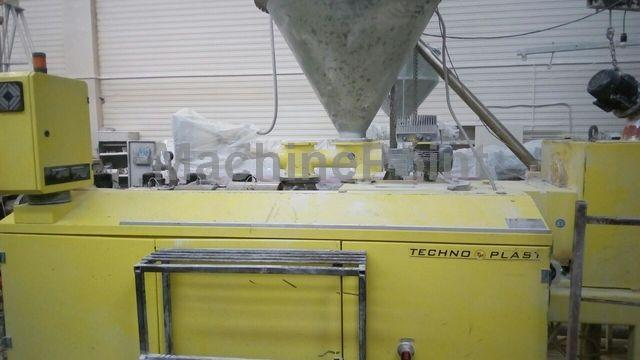 Devam et Twin-screw extruder for PVC CINCINNATI EXTRUSION CMT80-LG-4g-25-1100