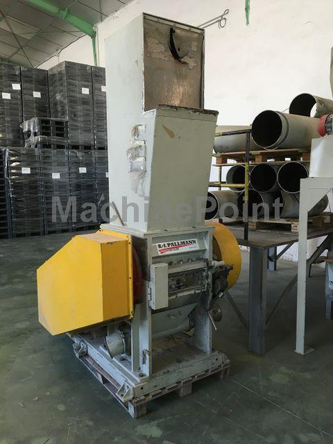 PALLMANN - IPA 315 de H.-I. Pallmann Innovation)  - Used machine - MachinePoint