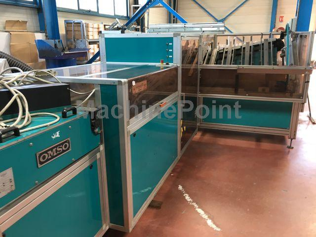 OMSO - DM 144 LIDS - Used machine - MachinePoint
