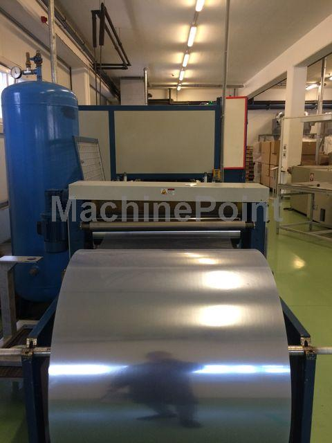 Go to Thermoforming machines HONGHUA