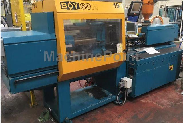 BOY - Procan Control 80t - Used machine - MachinePoint