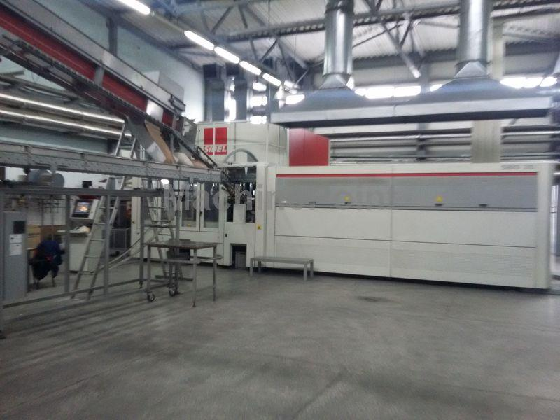 SIMONAZZI - EUROSTAR 2000 - Used machine - MachinePoint