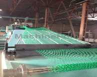 Go to Extrusion lines for strapping tapes SHANDONG TONGJIA MACHINERY  JG-YZW90
