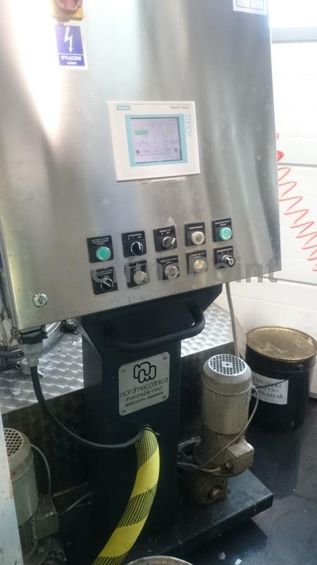 Idź do Mixer for solventless NORD MECCANICA   World Mixer