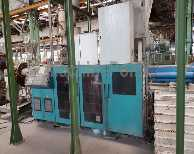 Go to Extrusion line for PVC pipes KRAUSS MAFFEI 130-26D