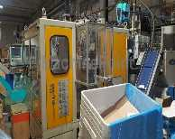 Go to Extrusion Blow Moulding machines up to 10L MAGIC EPL3D