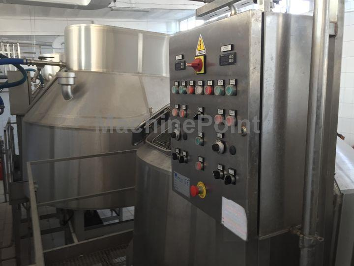 MP INOX S.R.L. - MP E18 - Used machine - MachinePoint