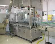 Complete PET filling line for still water - CIMEC -